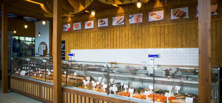 Открытие нового магазина в городе Костомукша